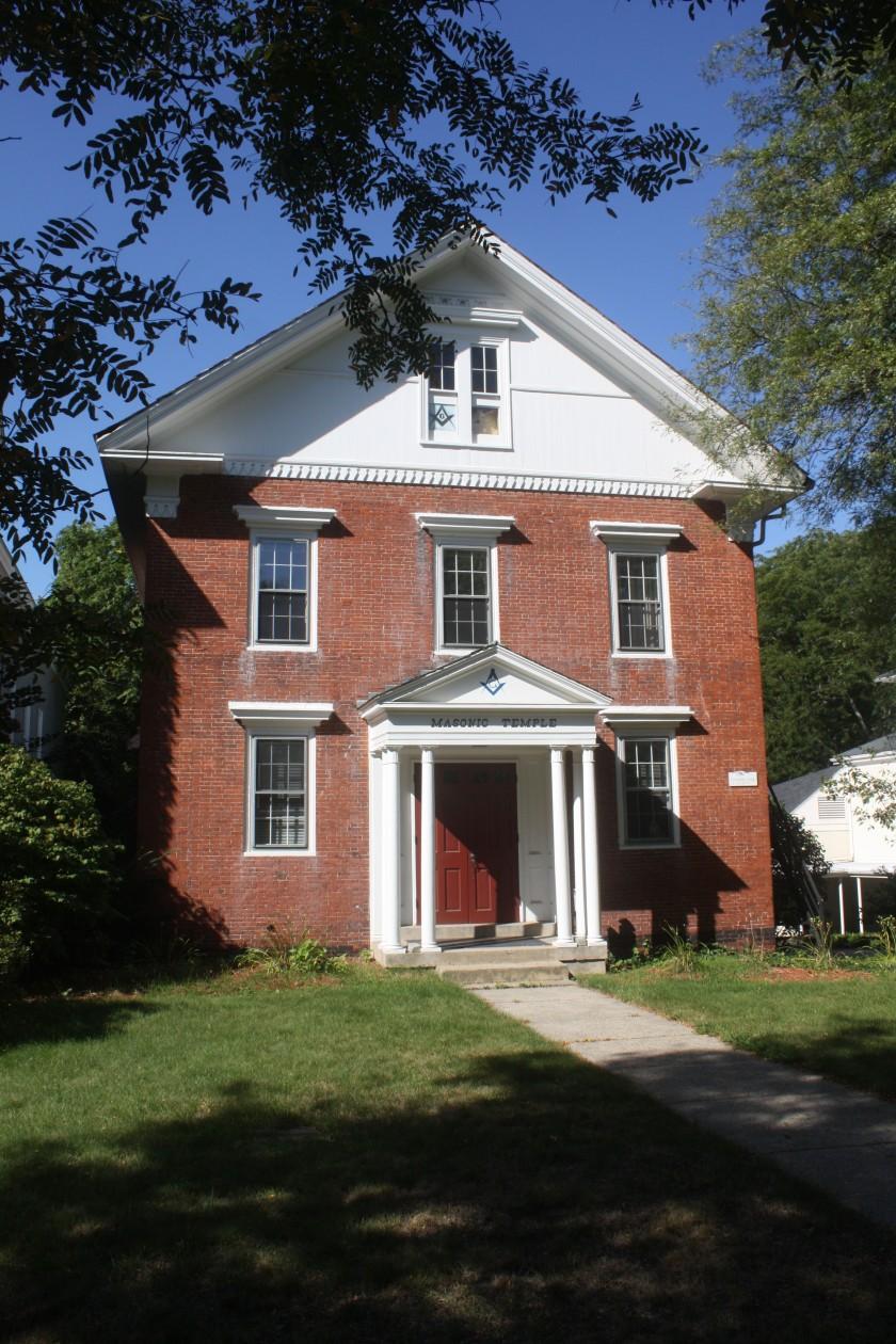 Corinthian Lodge Exterior