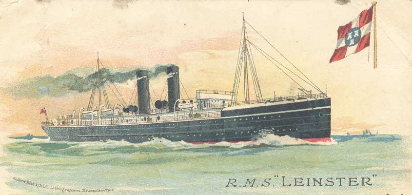 RMS Leinster